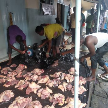Meat Distribution