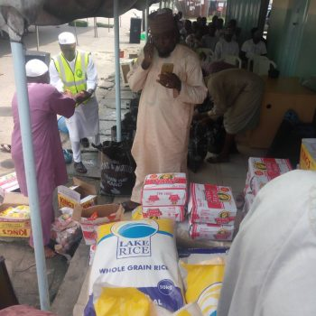 Distribution Of Items